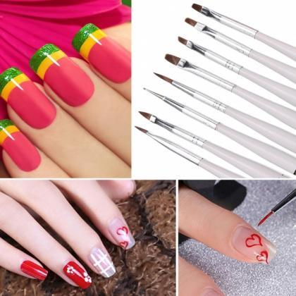 5PCS 2way Dotting Pen Marbleizing T..