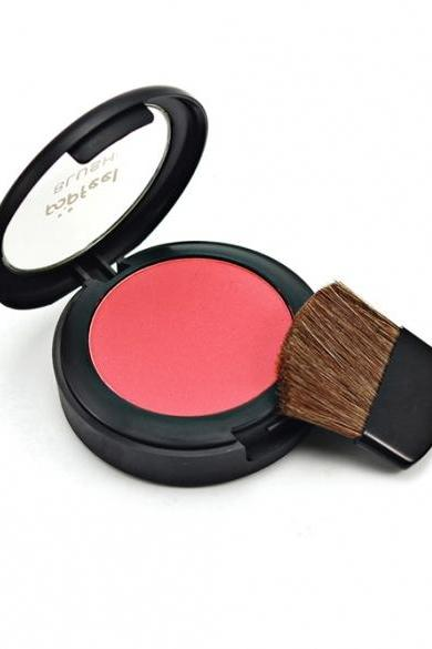 6 Colors Cheek Makeup Blush Bronzer Blusher Makeup Cosmetic With Blush Brush