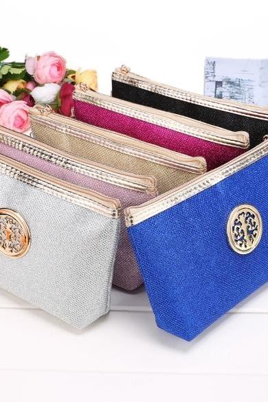 New Fashion Women Travel Cosmetic Bag Multifunction Makeup Storage Case Bag Handbag