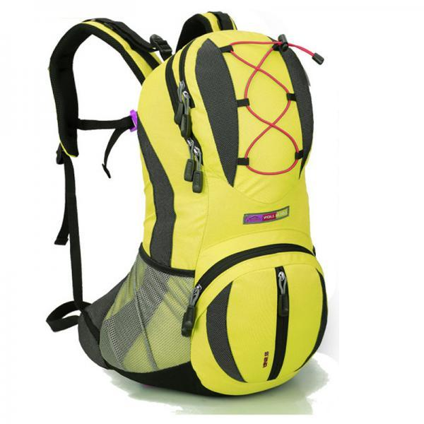 Waterproof Nylon Unisex Backpack